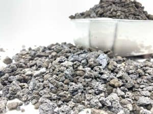 Lava Rock In Aquaponics