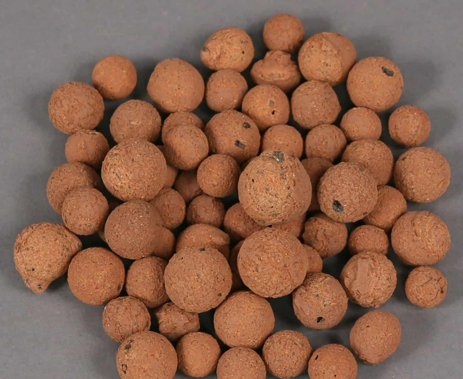 Aquaponics Clay Pebbles Grow Media